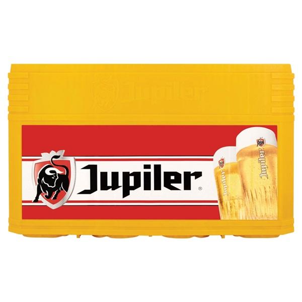 Jupiler Pils Krat 24X25Cl voorkant