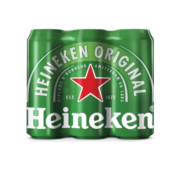 Heineken Pils voorkant