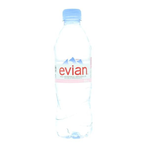 Evian Water voorkant