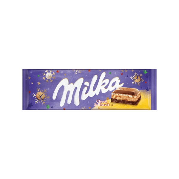 Milka Tablet Choco-Swing voorkant
