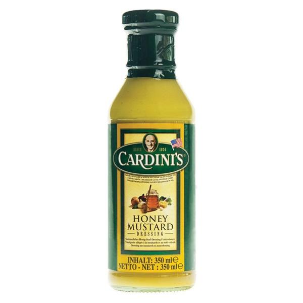Cardini'S Sladressing Honey Mustard voorkant