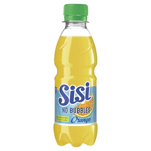 SiSi Frisdrank No Bubbles voorkant