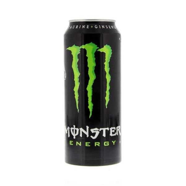 Monster Energiedrank High Energy voorkant