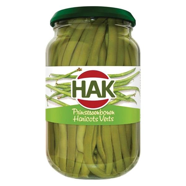 Hak Haricots Verts Extra Fijn voorkant