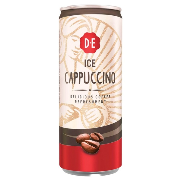 Douwe Egberts Ice Cappuccino voorkant