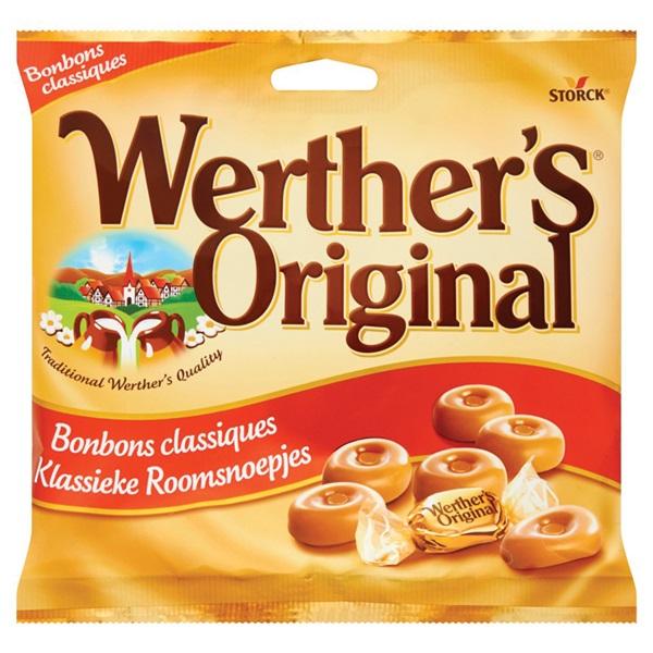 Werther's Original Bonbon Classic voorkant