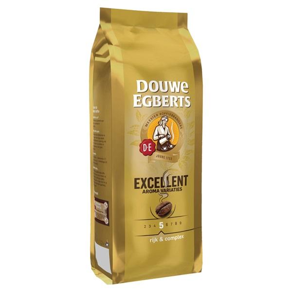 Douwe Egberts Koffie Arome Excellent achterkant