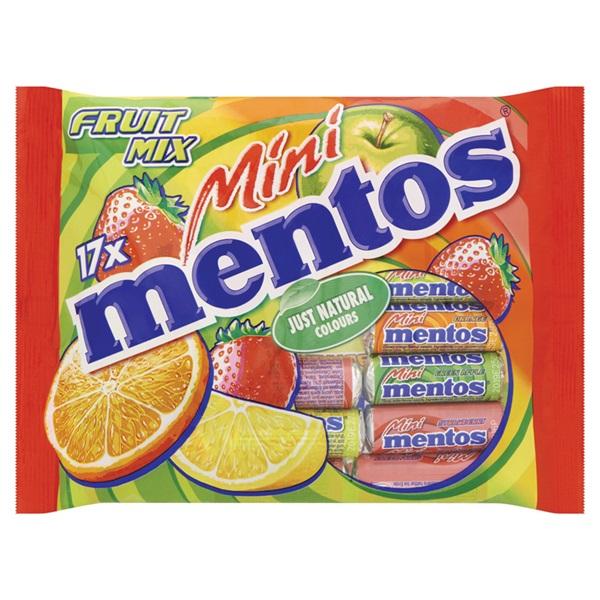 Mentos Mentos Mini voorkant
