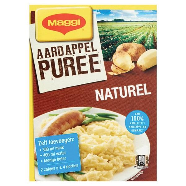 Maggi Aardappelpuree Naturel voorkant