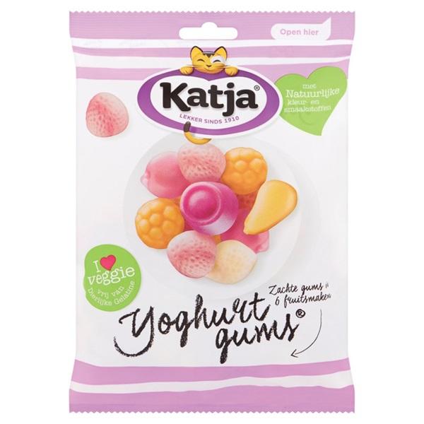 Katja Suikerwerk Yoghurtgums voorkant