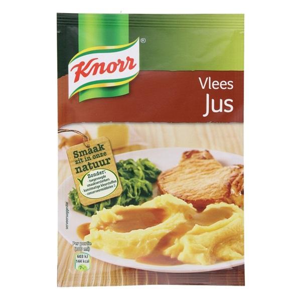 Knorr Jus Vlees voorkant