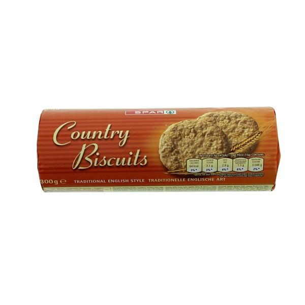 Spar Biscuits Country voorkant