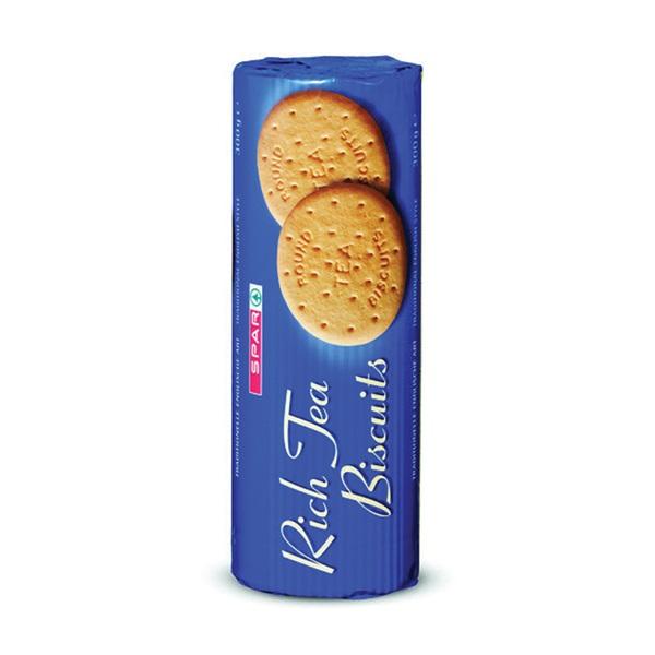 Spar Koek Rich Tea Biscuits voorkant