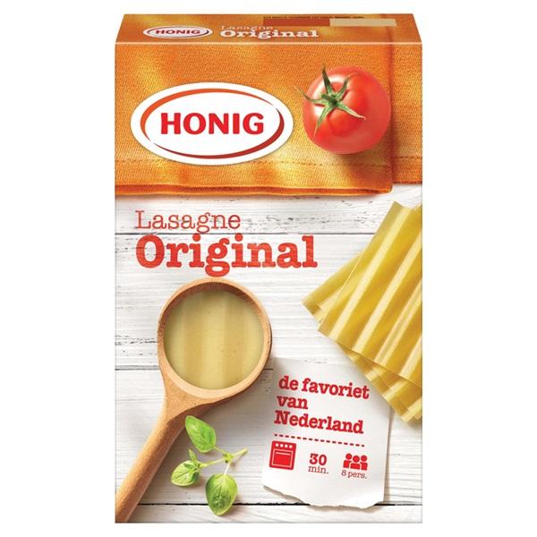 Honig Lasagnebladen voorkant