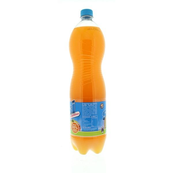SiSi Frisdrank Mango No Bubbels achterkant