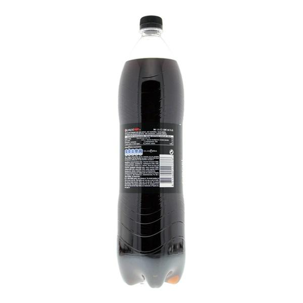 Pepsi Cola Max achterkant