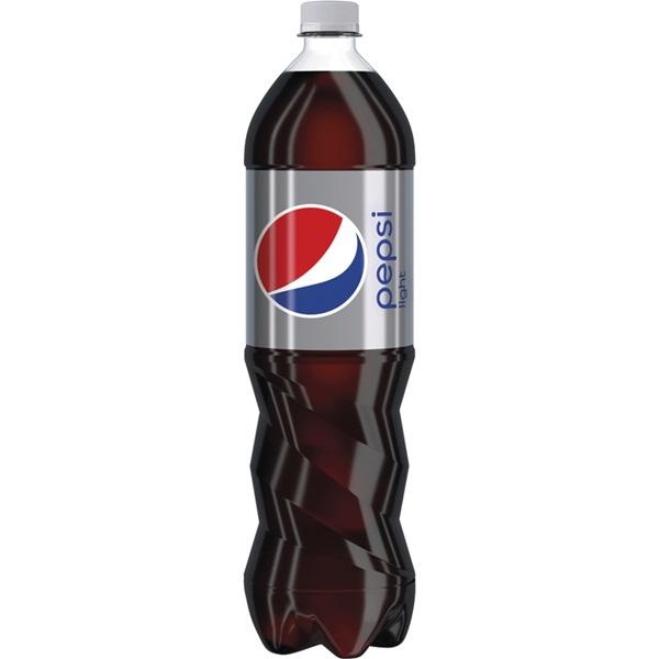 Pepsi Cola Light voorkant