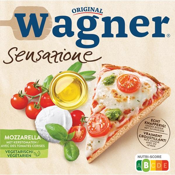 Wagner Sensazione Pizza Mozzarella voorkant
