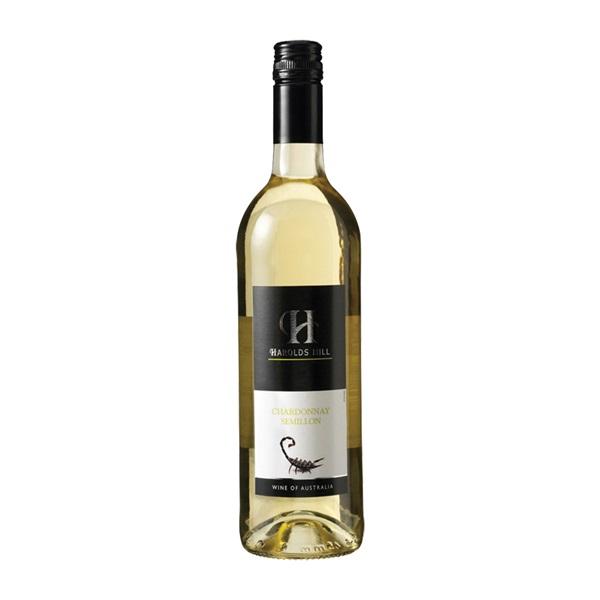 Harolds Hill Chardonnay Semillon voorkant