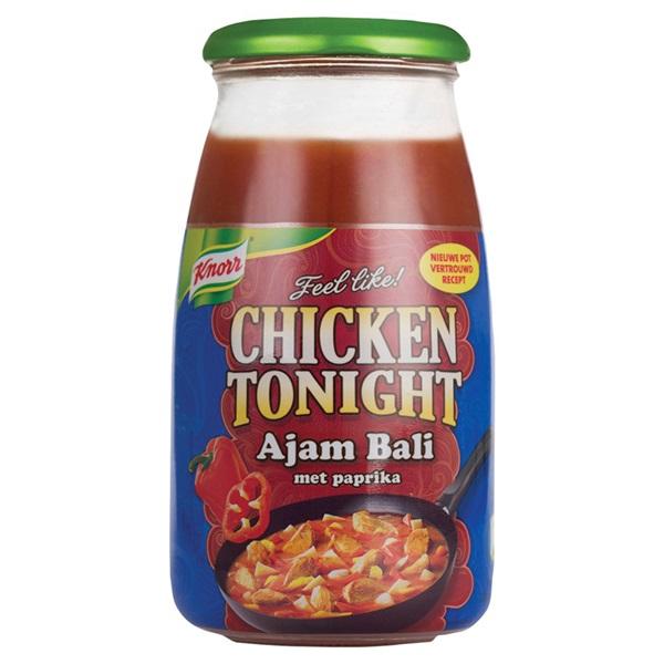 Knorr Chicken Tonight Ajam Pangang voorkant
