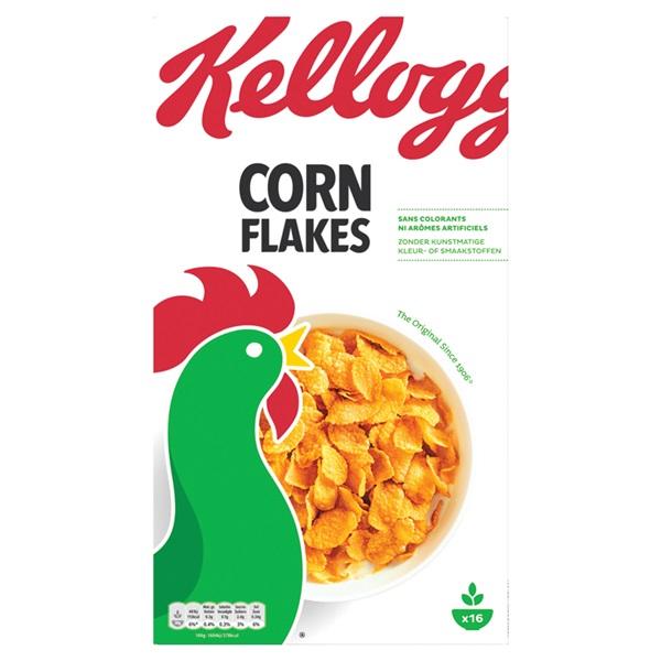 Kellogg's Cornflakes voorkant