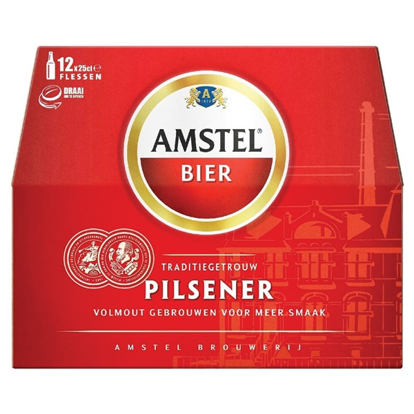 Amstel Pils Mono voorkant