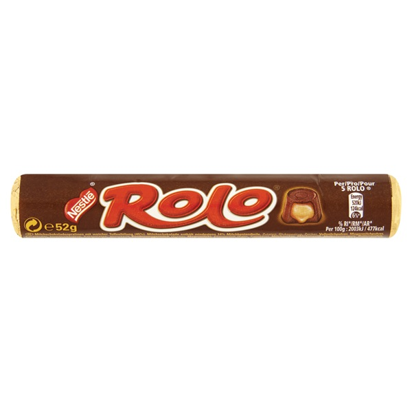 Rolo Chocolade Single voorkant