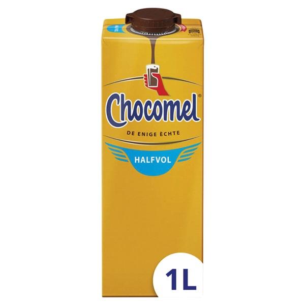 Chocomel Halfvol voorkant