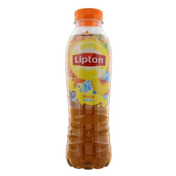 Lipton Frisdrank Ice Tea Peach voorkant