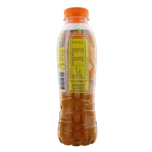 Lipton Frisdrank Ice Tea Peach achterkant