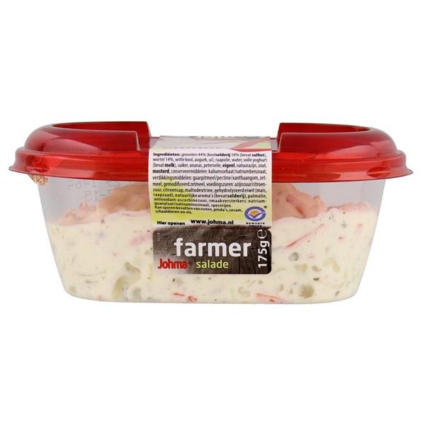 Johma Salade Farmer achterkant