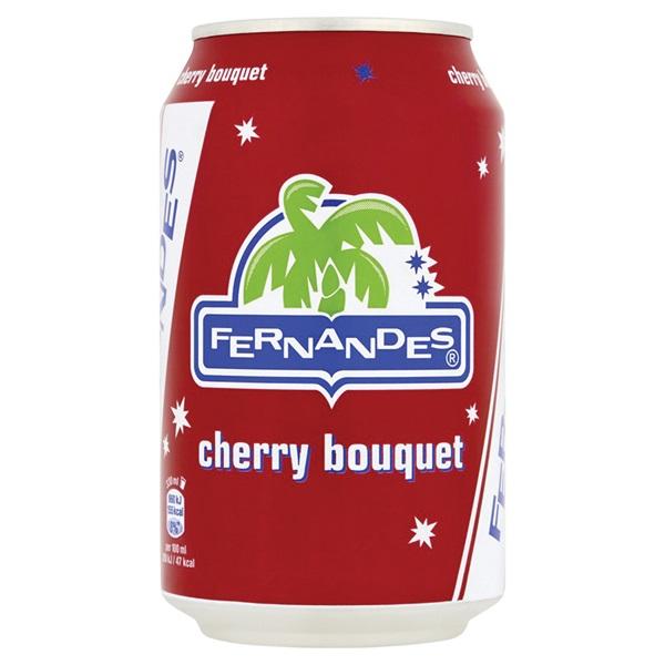 Fernandes Frisdrank Cherry Bouquet voorkant