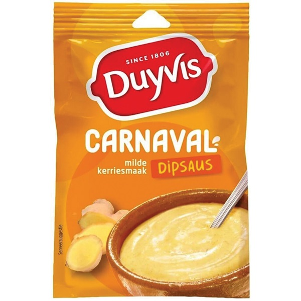 Duyvis Dipsaus Carnaval voorkant