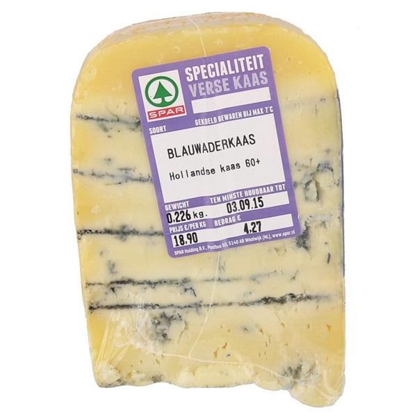 Spar Hollandse Kaas Blauwschimmel voorkant