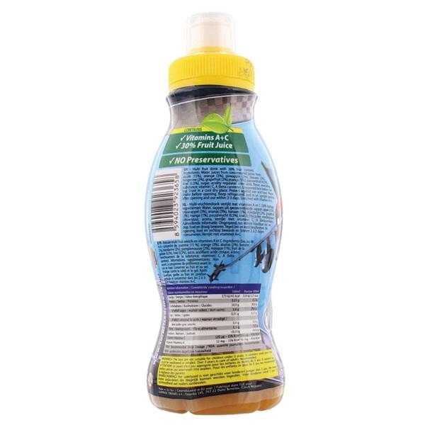 Surprise Drinks Vruchtendrank Drink Multifruit achterkant