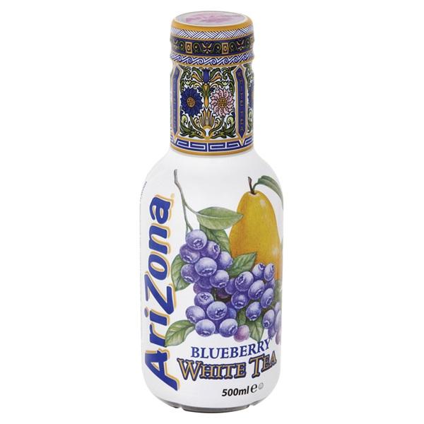 Arizona Ice Tea Ijsthee Blueberry voorkant