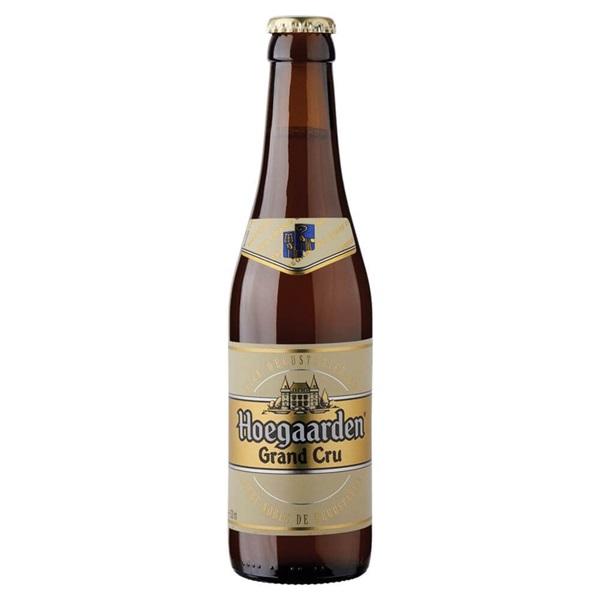 Hoegaarden Speciaalbier Grand  Cru Fles 30 Cl voorkant