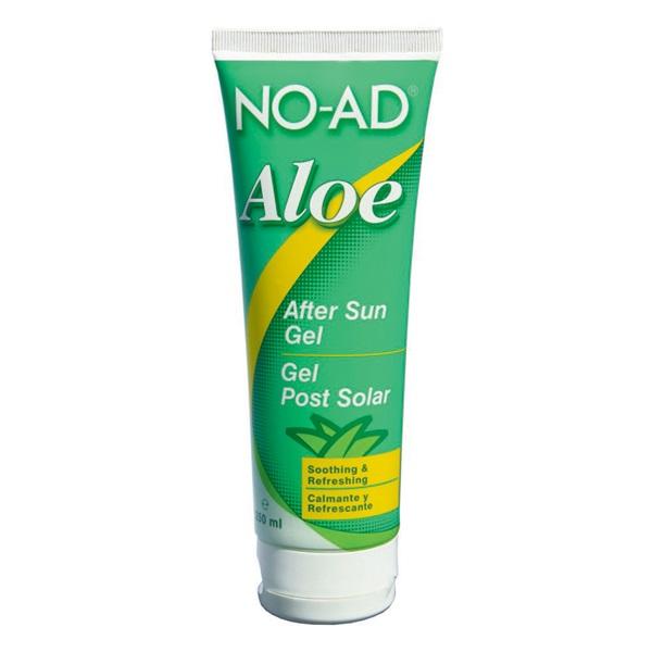 No-Ad Aftersun Aloe vera Gel voorkant