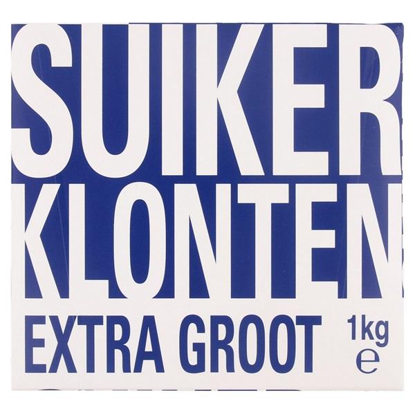 Sundale Suikerklont Extra Groot voorkant