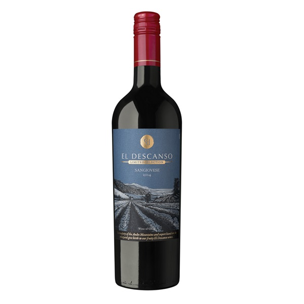 El Descanso Limited Selection Sangiovese voorkant