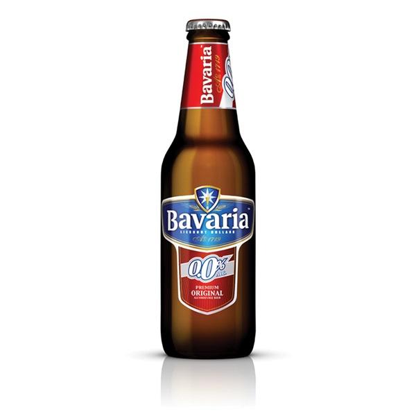 Bavaria Bier 0,0% Original 30cl voorkant