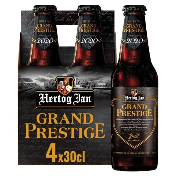 Hertog Jan bier Grand Prestige voorkant