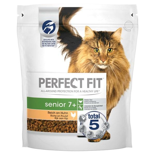 Perfect Fit Kattenvoer Senior voorkant