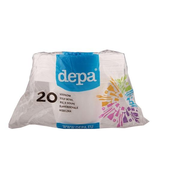 Depa Plastic Soepkommen voorkant