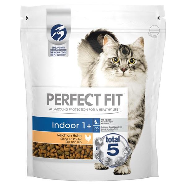 Perfect Fit Kattenvoer In Home Met Kip voorkant