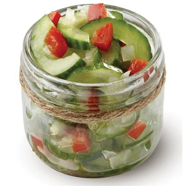 Culivers (3) komkommersalade voorkant