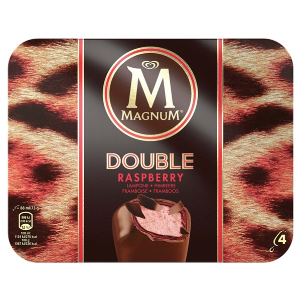 Ola Magnum double raspberry voorkant