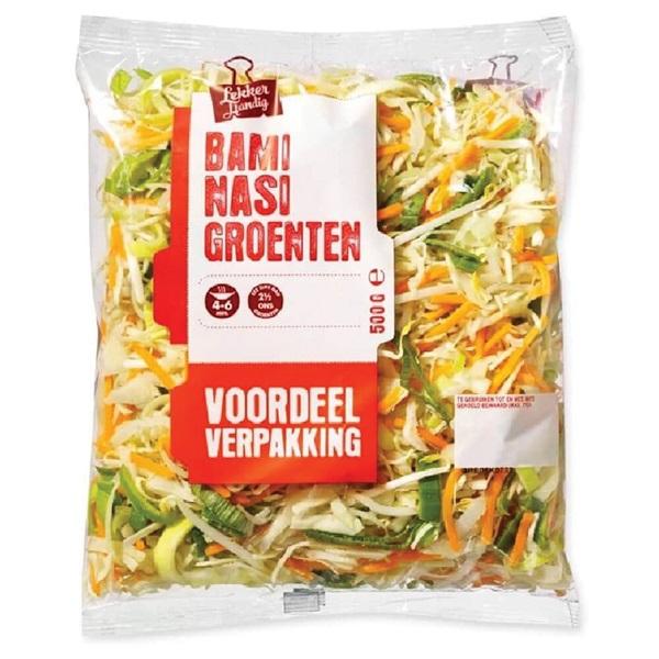bami/nasi groenten voorkant