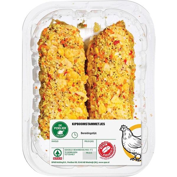 Spar Kipboomstam Sparwoudse kaas voorkant