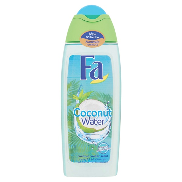 Fa Douche Coconut Water voorkant